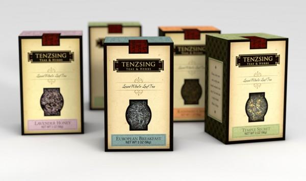Tenzsing Tea