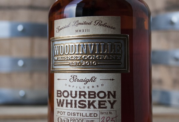 Woodinville Whiskey Co Limited Release Bourbon