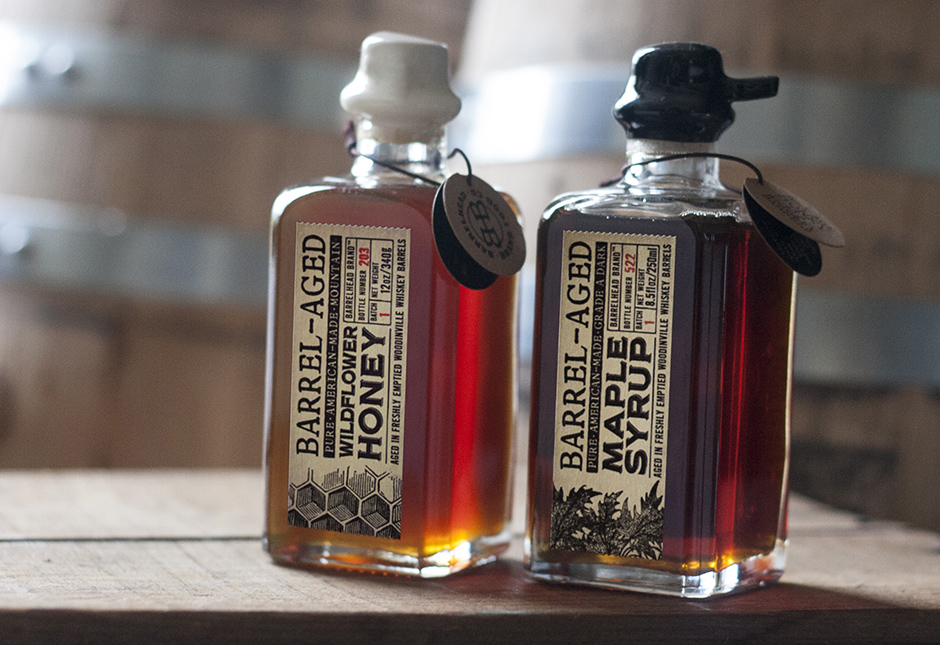 Maple Syrup Packaging Design