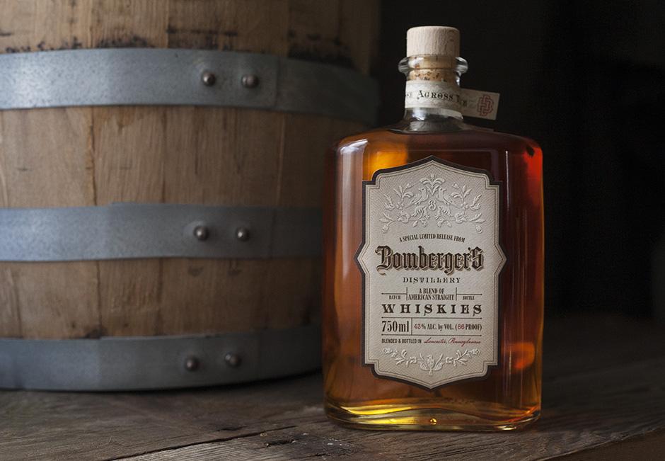 bomberger's whiskey