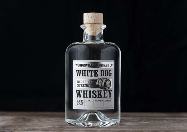 Woodinville Whiskey Co. White Dog
