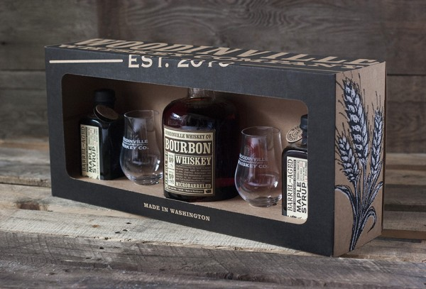 Woodinville Whiskey Co Gift Set