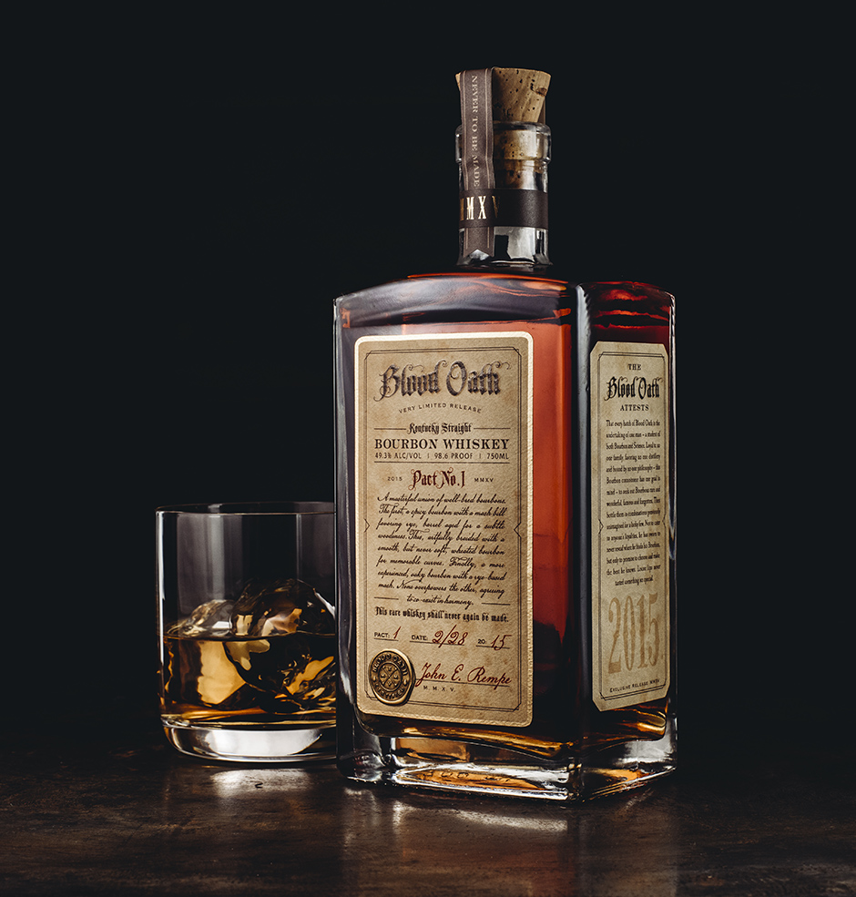 Blood Oath Bourbon