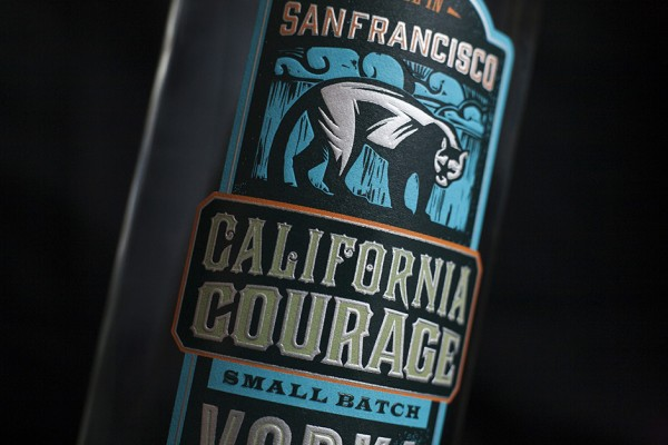 Seven Stills of San Francisco – California Courage Vodka
