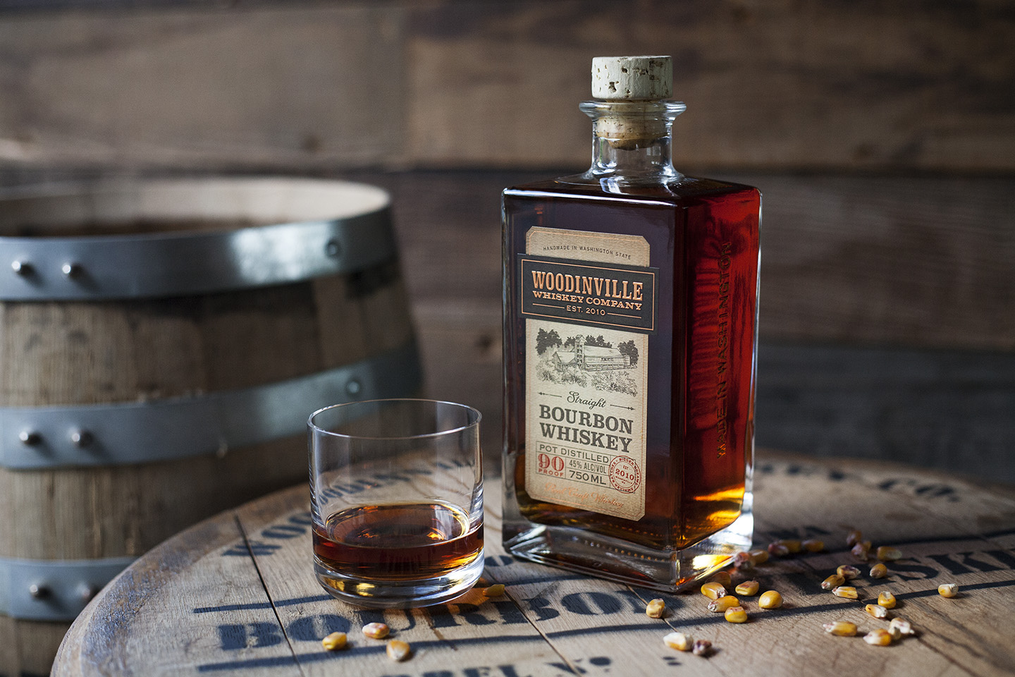 Woodinville Whiskey Bourbon