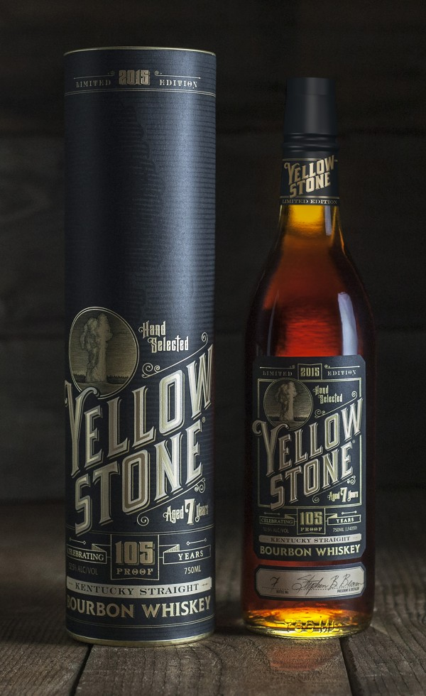 Yellowstone Bourbon Limited Edition 2015