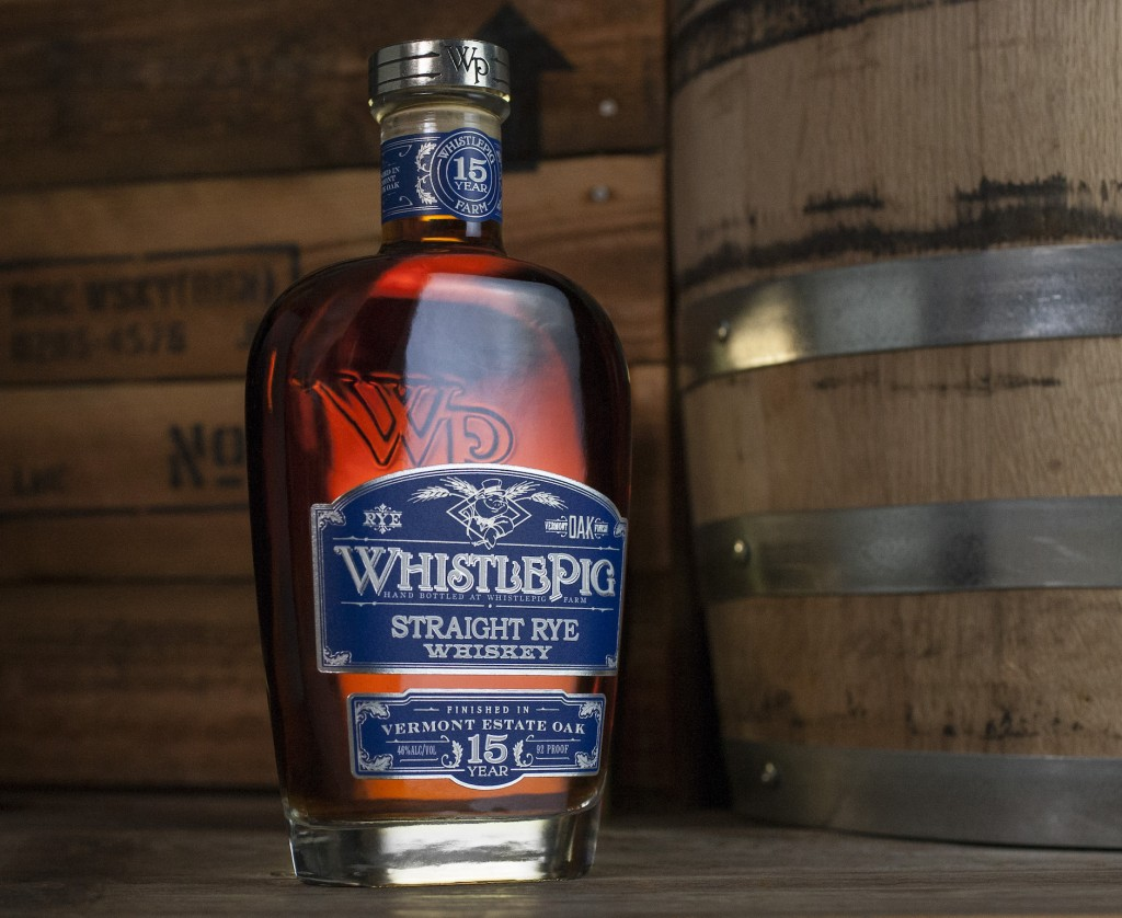 Whistle Pig Rye Package Design