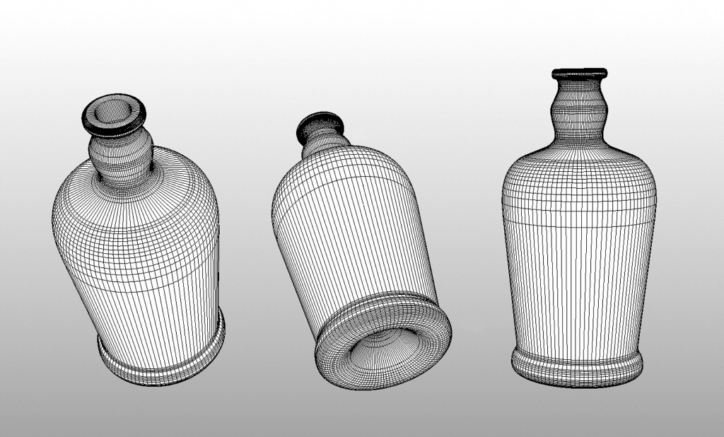 Custom Glass Bottle Design