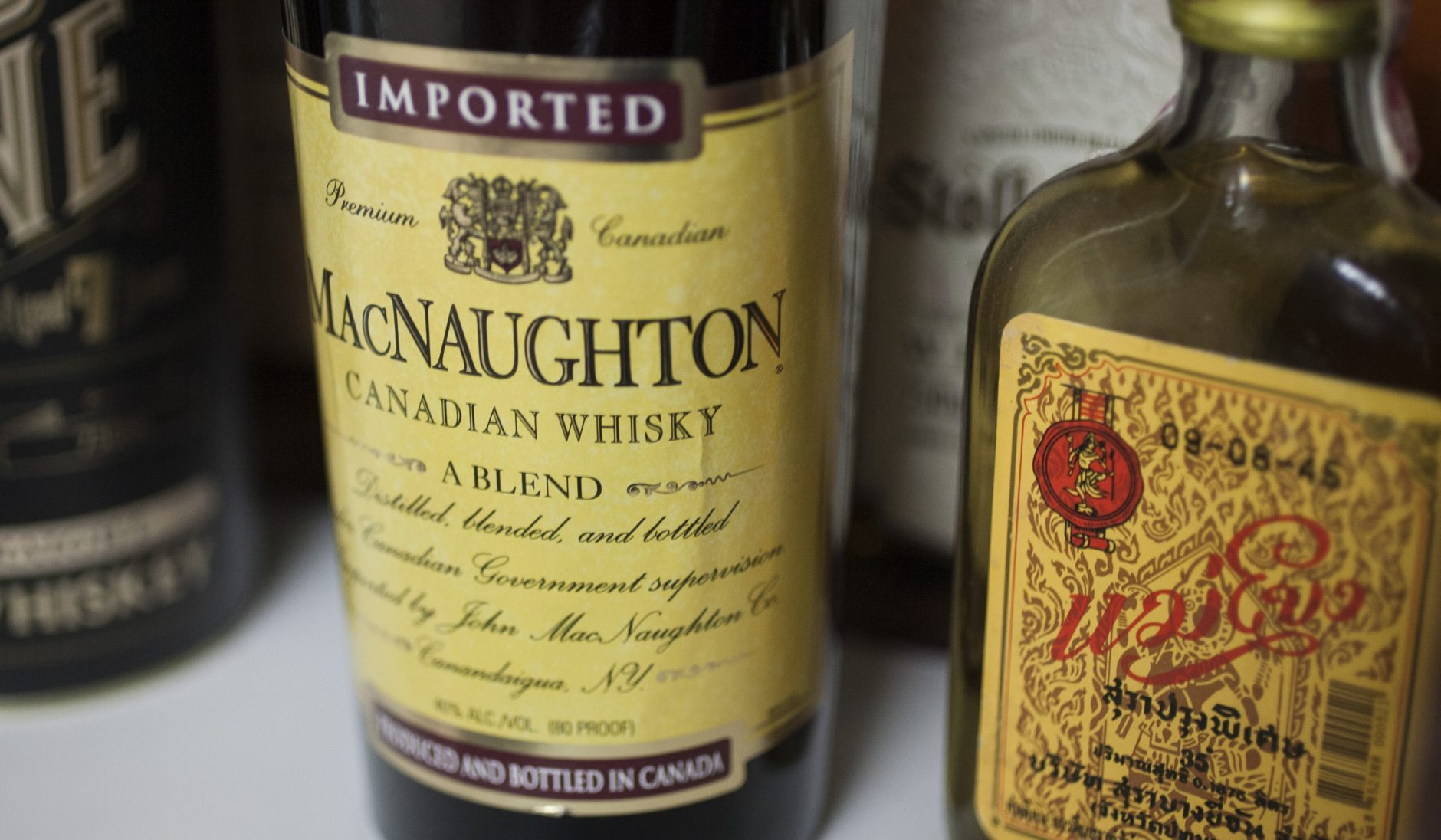 Blended Canadian Whisky