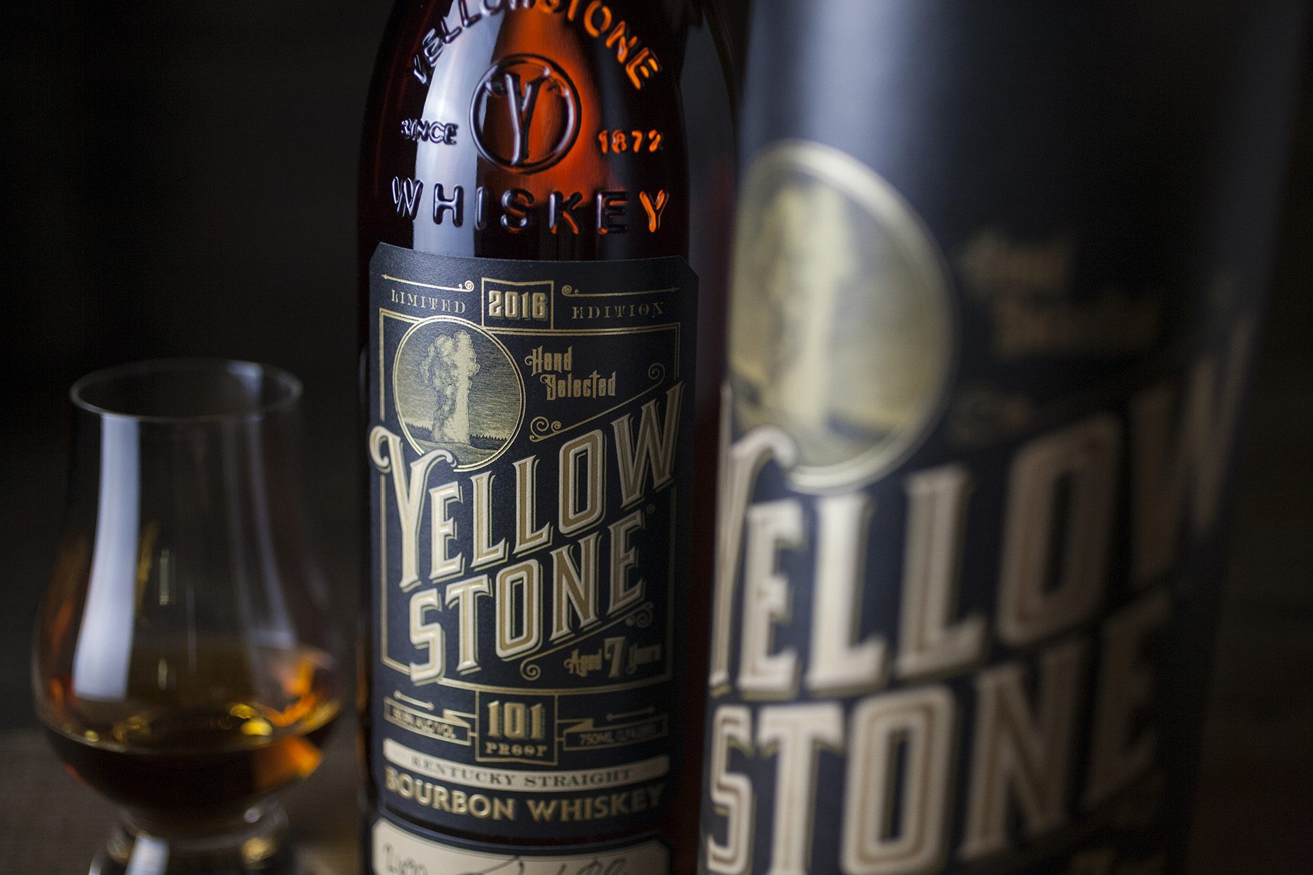 Yellowstone Limited Bourbon