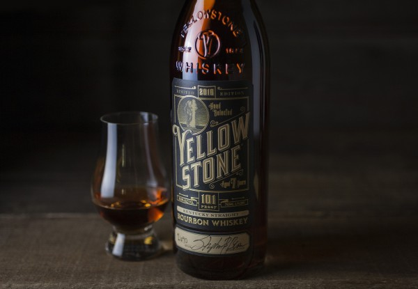 Yellowstone Bourbon Limited Edition 2015 & 2016