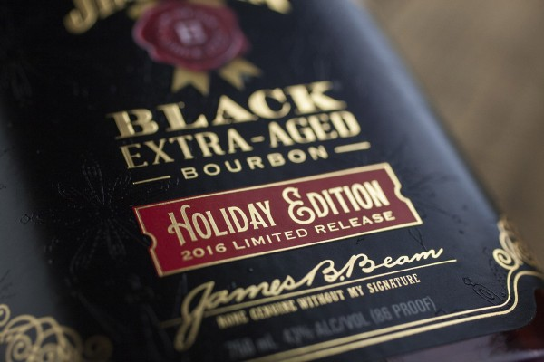 Jim Beam Black 2016 Holiday Edition