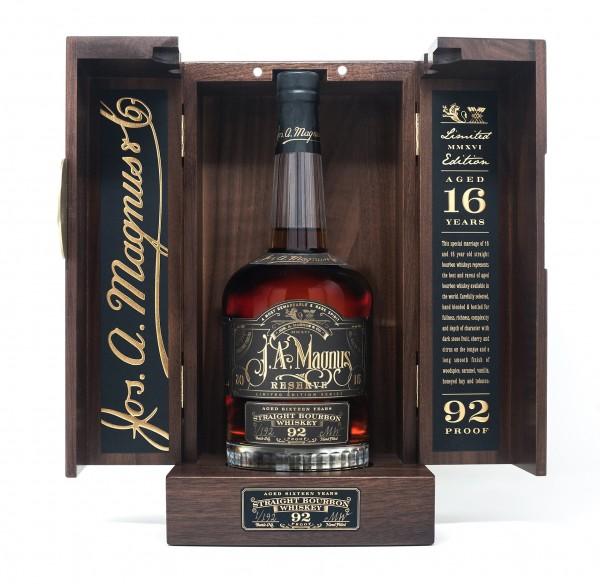 J.A. Magnus Reserve 16-Year Bourbon