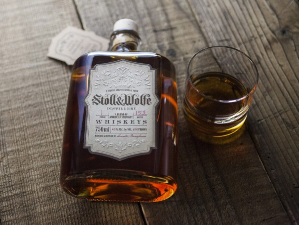 Stoll & Wolfe Whiskey