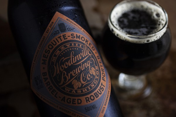 Woodinville Brewing Co. Brand Identity & Package