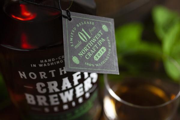 Pursuit Distilling Co. Northwest Craft Brewer's Series