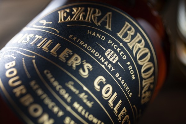 Ezra Brooks Distiller's Collection