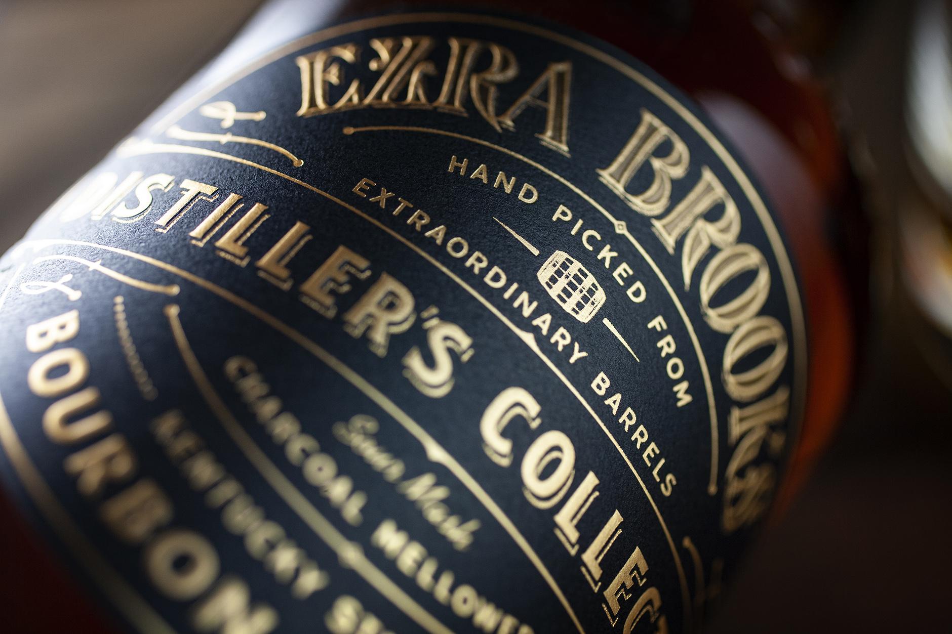 Premium Bourbon Package Design