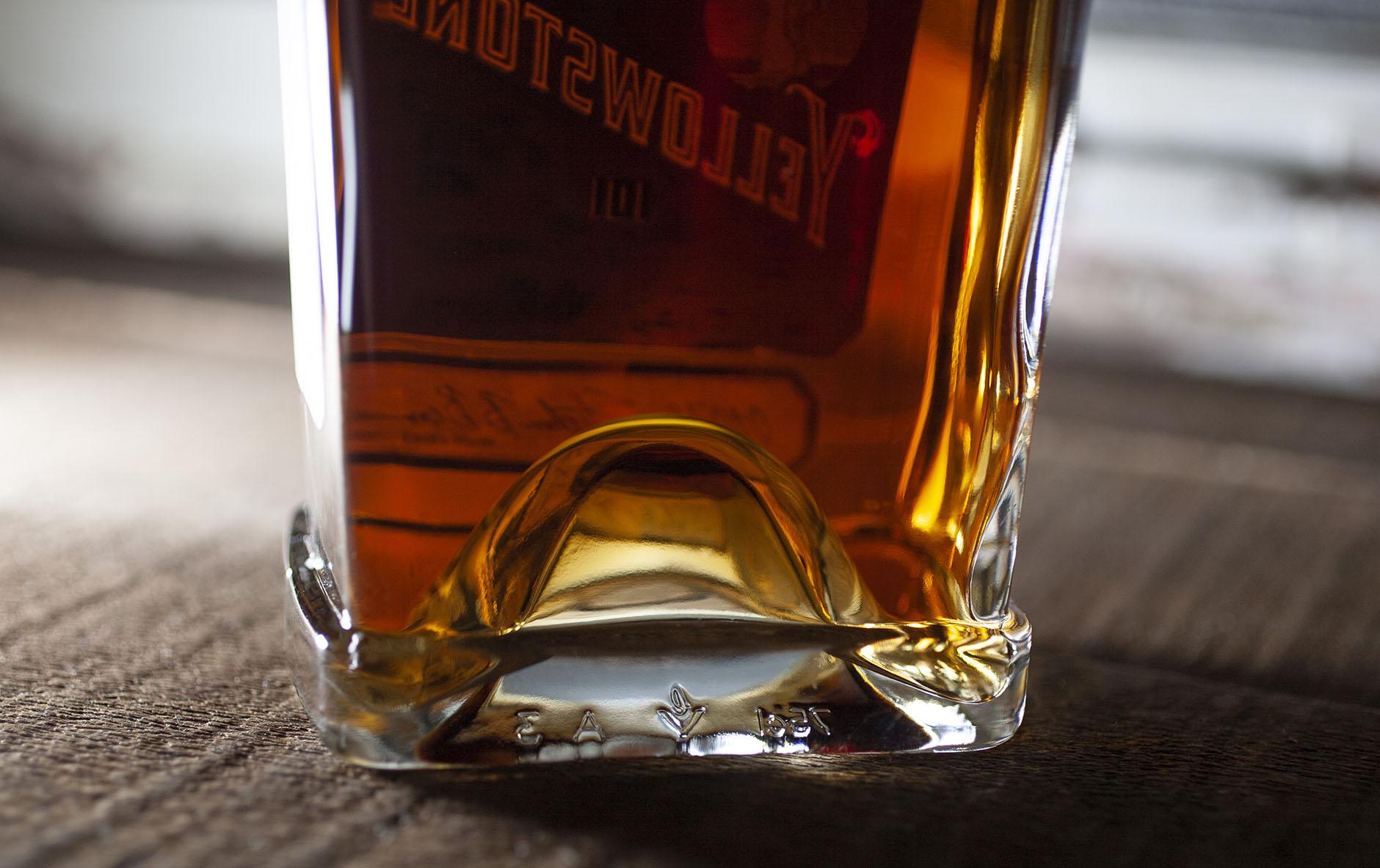 Spirits Bottle Punt